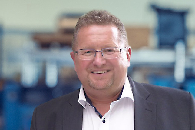 Michael Freier, Geschäftsleitung HOK - Michael Freier, Geschäftsleitung HOK GmbH