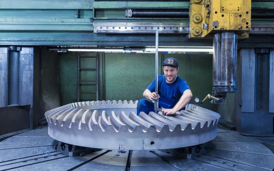 CNC-Karusselldreher / Zerspanungsmechaniker m/w für Groß- und Kleinteile