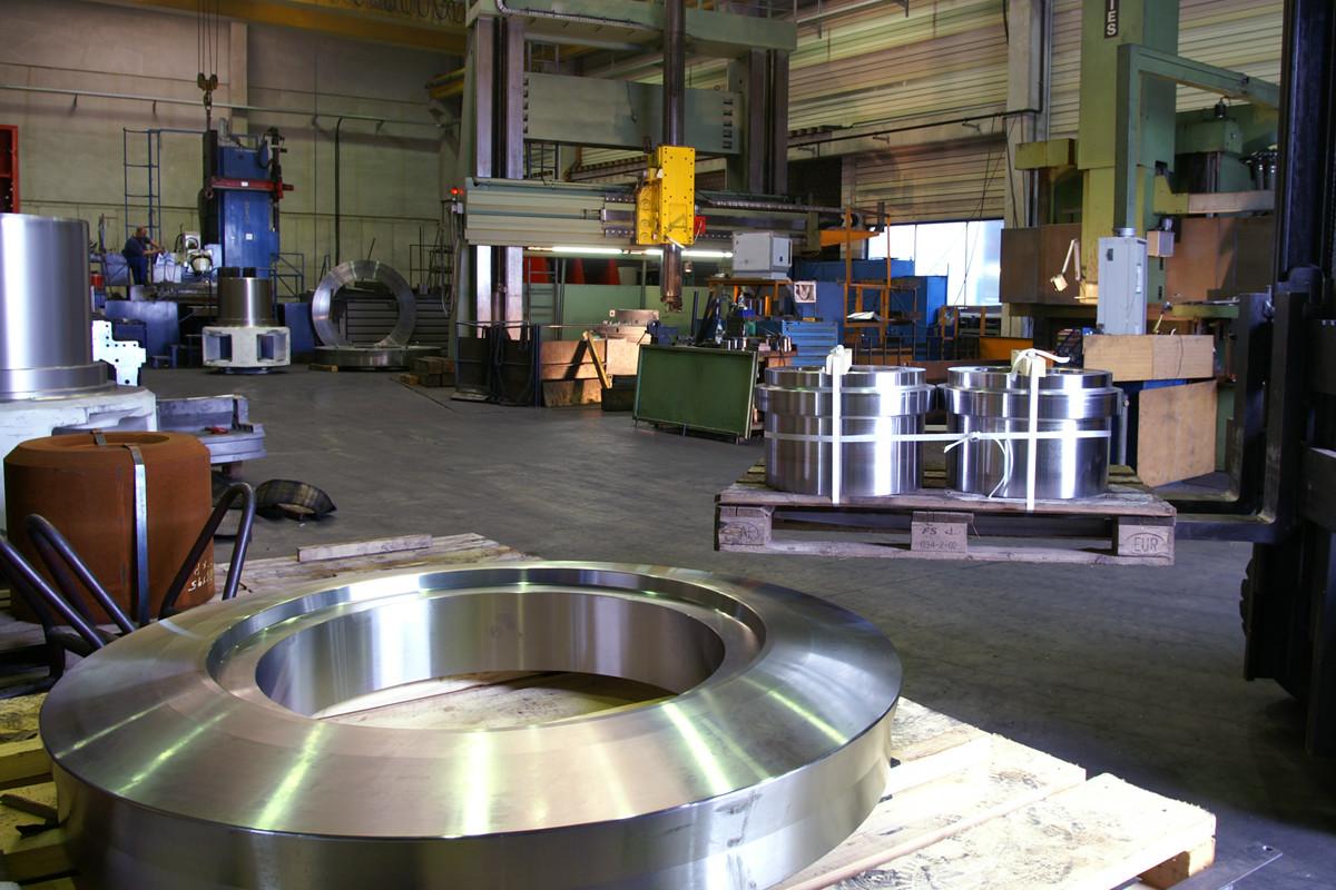 Aus AGP wird HOK Maschinenbau GmbH - Aus AGP wird HOK Maschinenbau GmbH