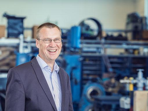 Vertriebsleitung H.O.K. Automation – Klaus Müller