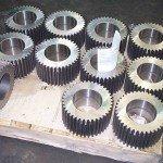 Maschinenbau CNC-Karusselldrehen CNC Teile Werkstücke
