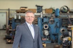 Bernd Wicke, Serviceleitung der HOK GmbH