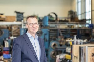 Klaus Müller, Vertriebsleitung HOK Automation
