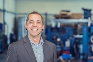Markus Schmitz, Vertriebsleitung HOK Mobil