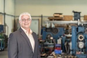 Sascha Niedermeier, Vertriebsleitung HOK Maschinenbau
